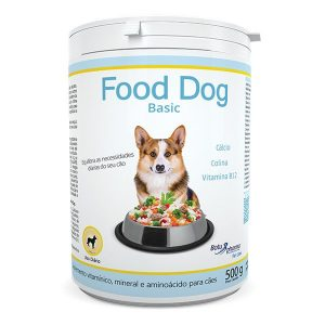 pote de food dog basic de 500g
